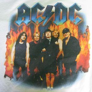 AC/DC Stiff Upper Lip '01 World Tour T-Shirt, XXL